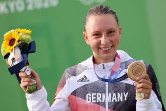 Gelassen im olympischen Wildwasser: Meißnerin Herzog holt Bronze