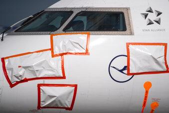 Lufthansa: EU genehmigt Rettungspaket