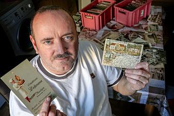 Eine Reise durch die Postkarten-Geschichte