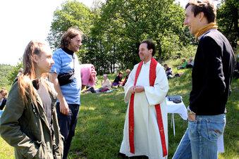 Ein Kommen und Gehen bei den Pfarrern