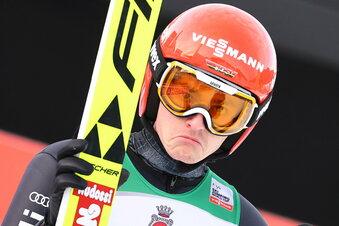 Skispringer Freitag denkt nicht an Rücktritt