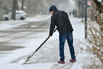 Wer muss wann und wie oft Schnee schippen?