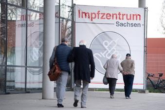 Langes Warten auf Impftermine in Dresden