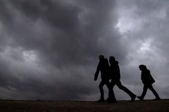 Wetterdienst warnt vor Sturmtief