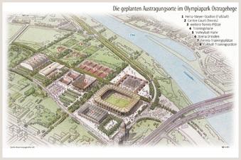 Dresdens Erbe von Sachsens Olympiaplänen