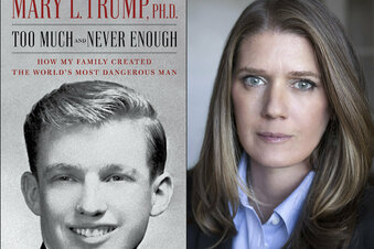 Buch von Trumps Nichte darf erscheinen
