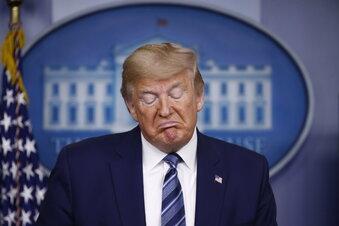 Trump bleibt Bidens Amtseinführung fern