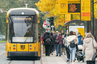 Corona: Kein Anlass für mehr DVB-Fahrten in Dresden