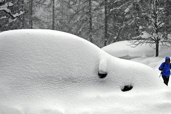 Forscher sehen Schneechaos alsmögliches Zeichen des Klimawandels