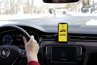 Handy warnt vor Gefahrenstellen