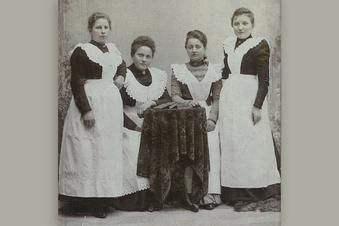 Wie die Dienstmädchen lebten