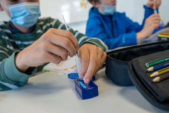 Müssen sich Schüler in den Herbstferien testen lassen?