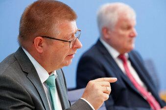 Verfassungsschutz will Sachsen helfen