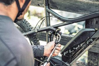 E-Bikes brauchen mehr Zuwendung