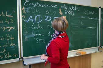 Die Lehrerin am Pranger der AfD