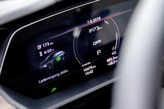 Hitze kann E-Autos ausbremsen