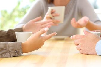Mit dem Familienrat Probleme lösen