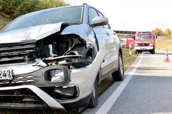 Friedrichswalde: Zwei Verletzte nach Frontalunfall