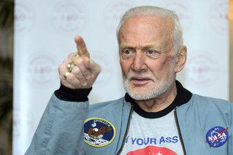 Der ewige Zweite: US-Astronaut Buzz Aldrin wird 90