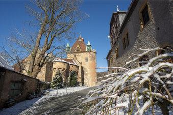 Wintermezzo in Sachsen