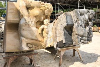 Schmuckstücke für Augustusbrücke