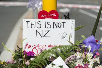 Christchurch am Tag danach