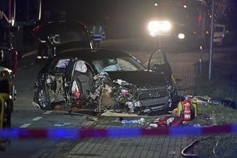 Löbauer Horror-Unfall noch ungeklärt