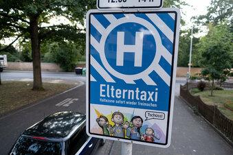 Trotz Corona viele Elterntaxis und Raser in Dresden