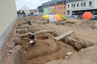Archäologen werden wieder graben in Dipps