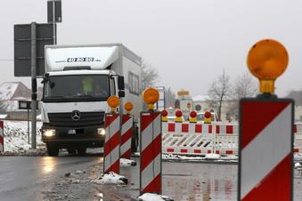 Bautzen: Bundesstraßen werden erneuert
