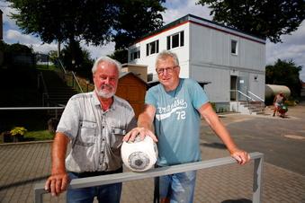 Neuer Containerbau für Weinböhlaer Sportler