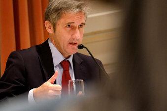 Frank Richter ist neuer Vorsitzender des Couragevereins Radebeul