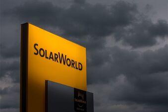 Hoffnung für Solarworld in Freiberg