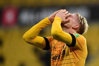 Dynamo hadert, darf aber im Abstiegskampf weiter hoffen