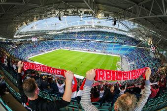 Weniger Zuschauer bei RB Leipzig