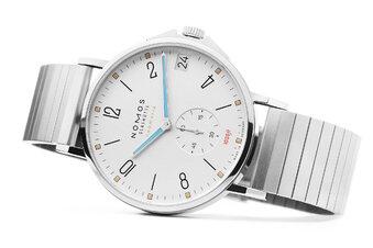 Nomos-Uhr kommt ins Design-Museum