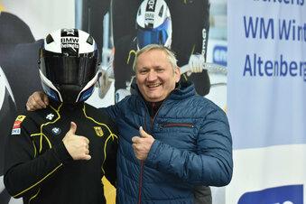 Altenberg plant für die Bob-WM mit zwei Varianten