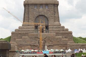 5.000 Besucher beim Völkerschlacht-Jubiläum