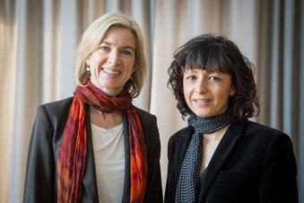 Chemie-Nobelpreis für zwei Frauen
