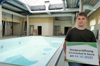 Neue Schwimmhalle fürs Westpark-Center