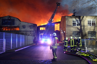 Heidenau: Nach den zwei Großbränden