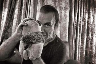 Rammstein-Sänger mag's stachlig