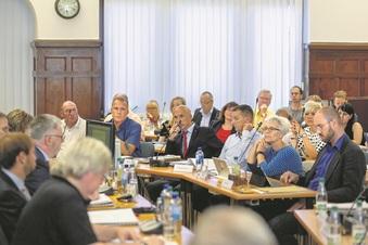 Überraschung zur ersten Stadtratssitzung