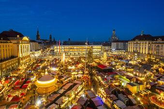 Dresden: Striezelmarkt-Baum ist gefunden