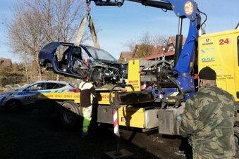 Schlag gegen Varnsdorfer Auto-Mafia