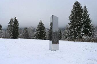 Rätselhafter Monolith nahe Neuschwanstein