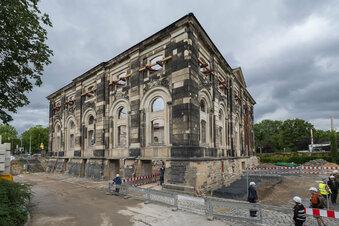 Blockhaus bekommt spektakuläres Innenleben
