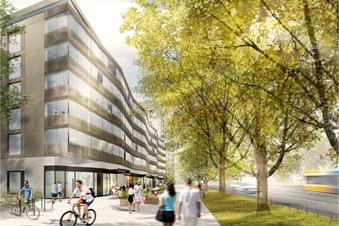 Hier entstehen neue Wohnungen in Dresden