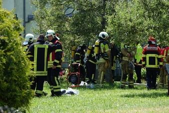 Bannewitz: Brandursache noch unklar