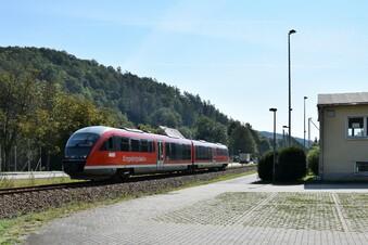 Die Erzgebirgsbahn im Osterzgebirge